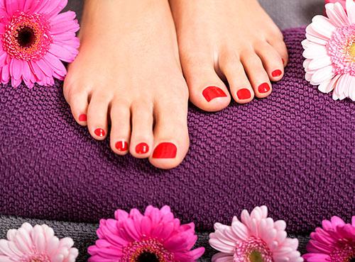 gellak nagels voeten pedicure cothen petra